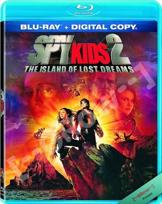 Spy Kids 2 2002 480p 300MB BRRip Hindi Dubbed Dual Audio [Hindi – English] MKV