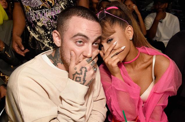 Ariana Grande habló del momento en que se enamoró de Mac Miller