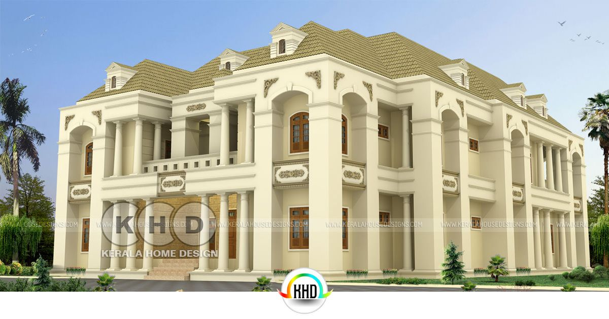 Lovely Colonial Home Design Ideas - Home Decorating Ideas ...