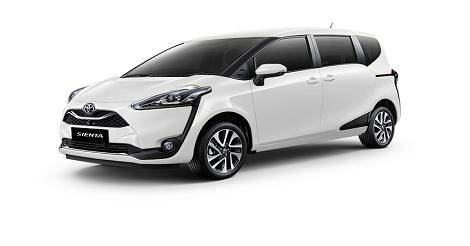 Toyota Sienta Terbaru 2019