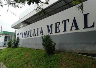 Lowongan Kerja Terbaru Driver PT. Camellia Metal Indonesia Cikarang