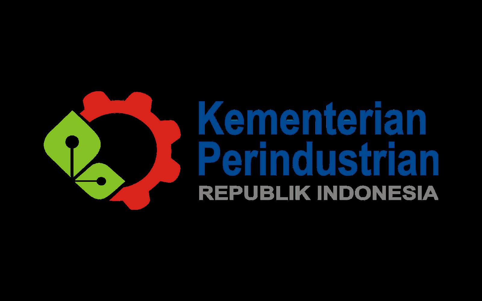 Logo Kementerian Perindustrian (Kemenprin) Format PNG
