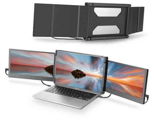 Teamgee OFIYAA P2 Portable Monitor for Laptop