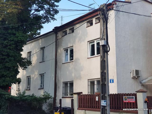 Warszawa Warsaw kamienica architektura architecture Marymont Bielany