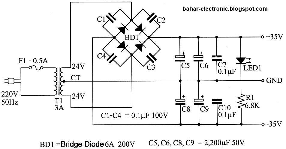Image Result For Cara Membuat Volume Di Power Amplifier