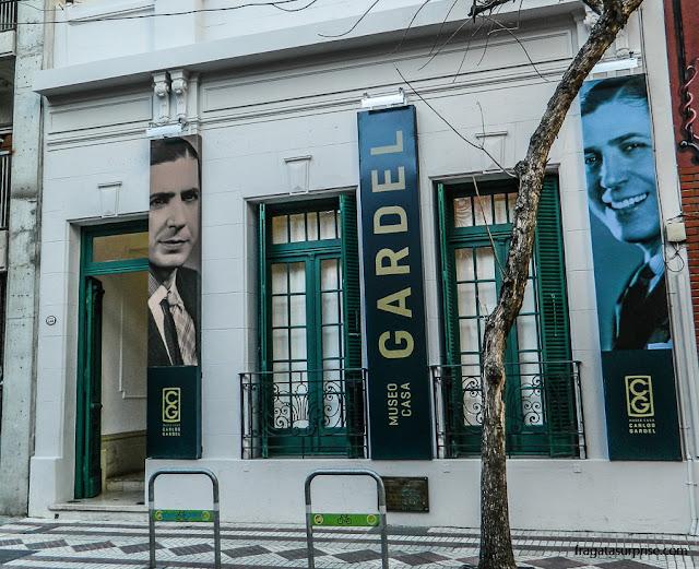 Museu Casa de Carlos Gardel, Buenos Aires