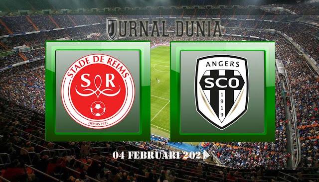 Prediksi Reims vs Angers, Kamis 04 Februari 2021 Pukul 01:00 WIB @Mola TV