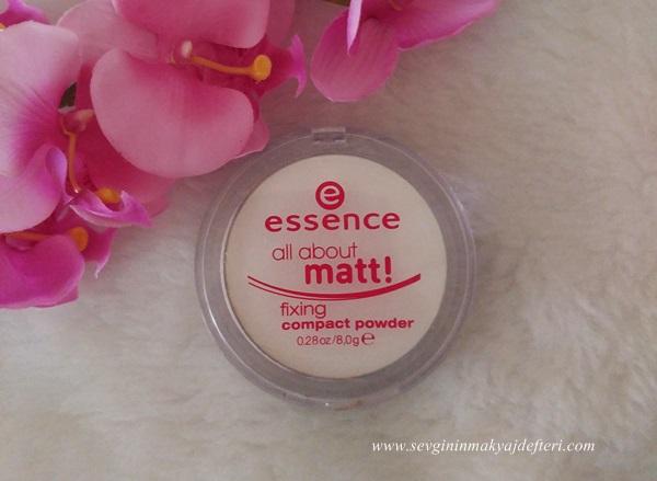 Transparan-Pudra-essence-matt-fixing-compact-makyaj-lifestyle-blogları