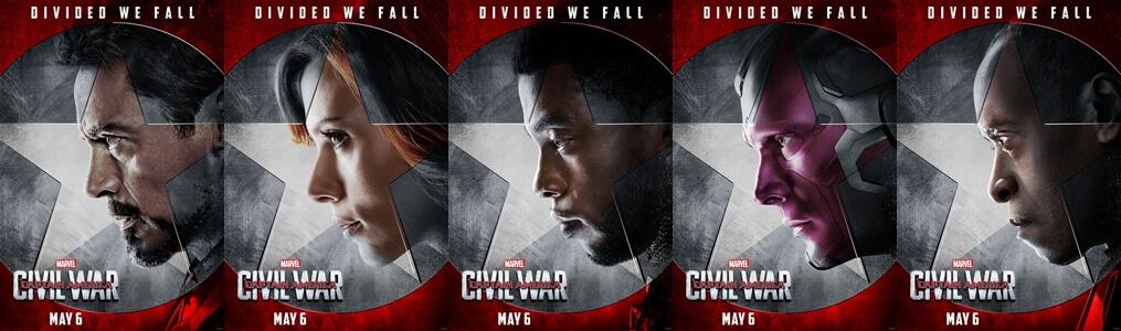 captain america civil war,美國隊長英雄內戰