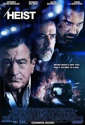Sinopsis film Heist (2015)
