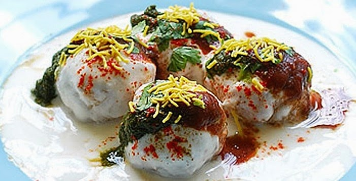 Dahi Vada (veg) From Imperial Inn