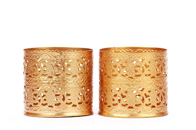 Small votive holder set of 2- INR 399
