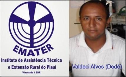 EFEITO BOLSONARO: Supervisor do Emater-PI em Elesbão Veloso Valdeci Alves, o Dedé destaca que para novos contratos de custeio agrícola será necessário análise de solo da terra.
