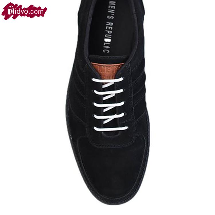 Sepatu Casual Mens Republic Dashing - Black