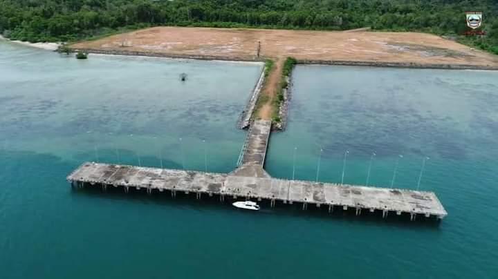 Pelabuhan Teluk Tapang, Air Bangis - Pasbar.