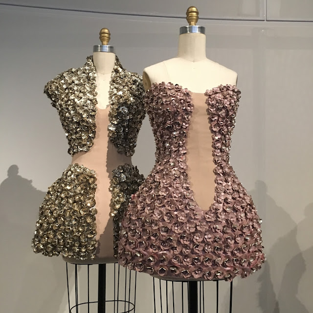 manus machina fashion technology exhibit nyc