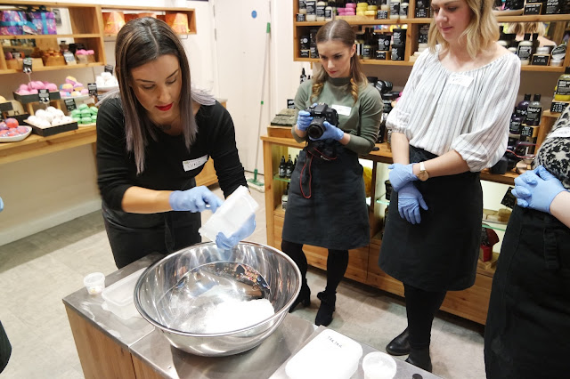 Lush Middlesbrough Happy Hour Party Demo