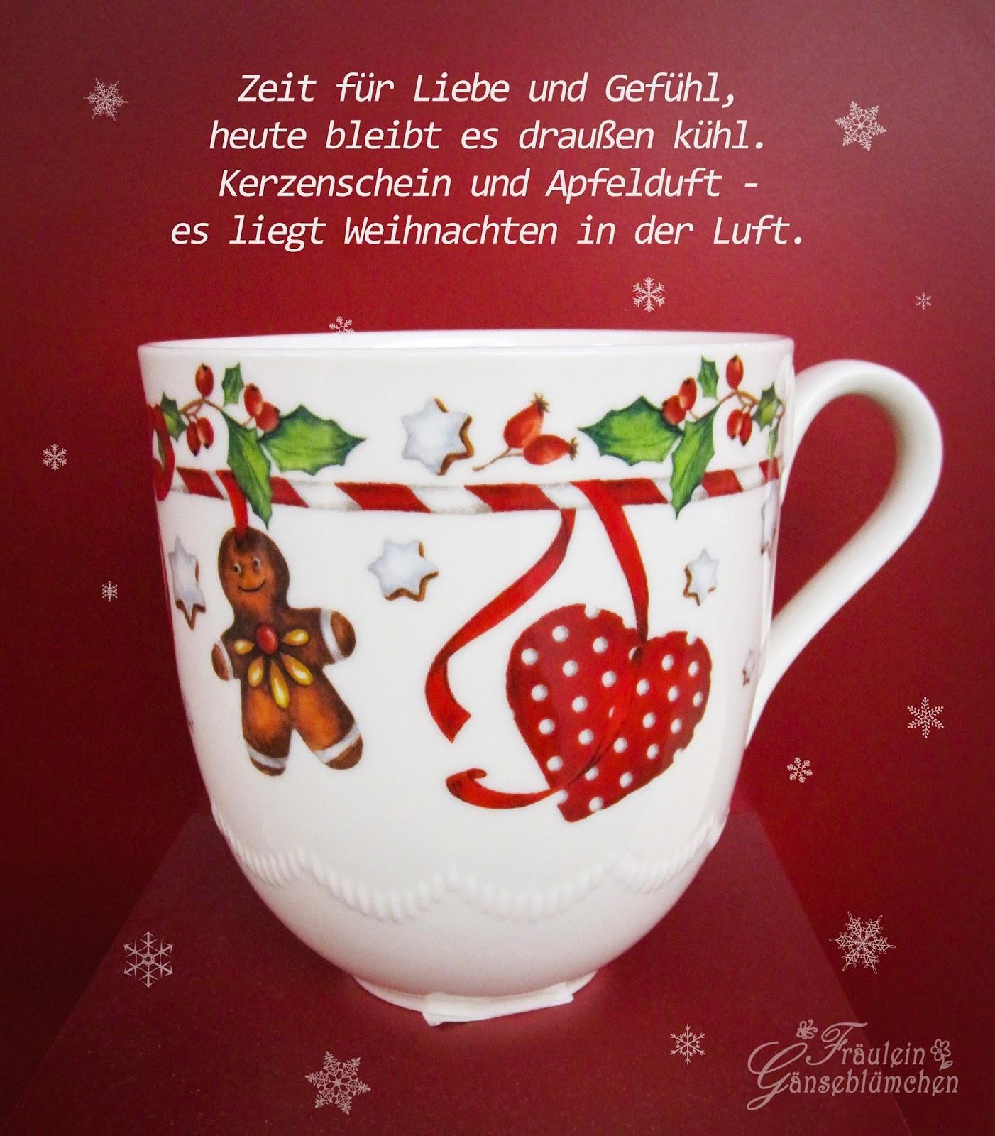 Fräulein Gänseblümchen Dezember 2013