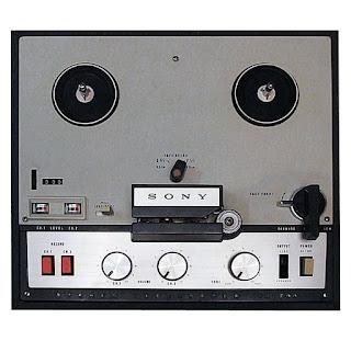 Đầu băng cối 4 track Sony-TC-200