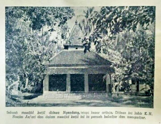 Masjid Gedang: Tempat KH. Hasyim Asy'ari Menghabiskan Masa Kecilnya