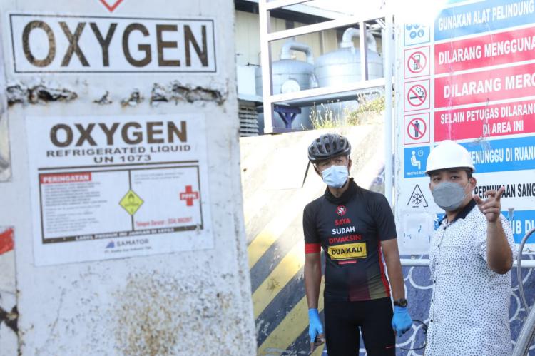 Produksi Oksigen PT Samator Terganggu karena Listrik Padam