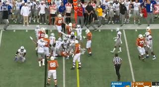 Texas vs Kansas | NFL NCAA