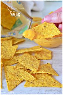 6 recetas con nachos: como hacer salsa de queso
