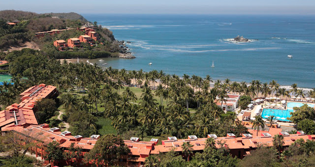 Named one of the world's best family resorts by Trip Advisor, the all-inclusive Club Med Ixtapa Pacific resort in Ixtapa, Mexico has all the components necessary for the makings of a perfect family vacation.