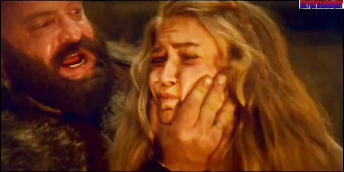 Jeanne Goursaud nude scene - Barbarians (2020) HD 720p