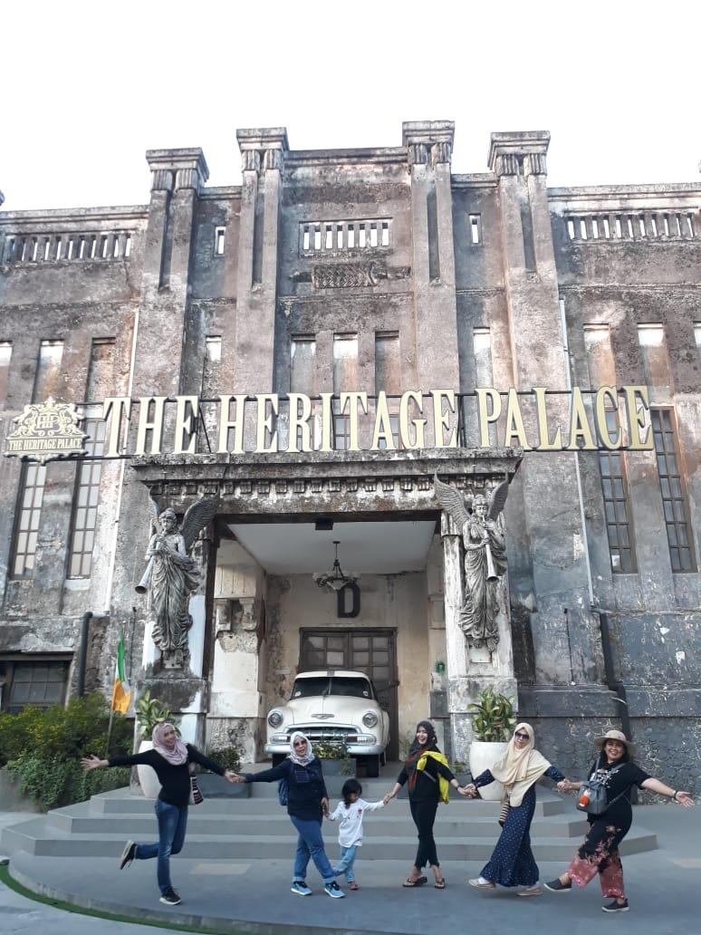 The Heritage Palace Wisata Hits Terbaru Di Solo Dengan