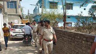 सहरसा में दिनदहाड़े छह लाख की लूट, मोबाइल कंपनी के कर्मचारी को अपराधियों ने मारी गोली