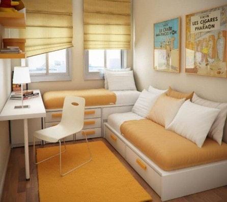 Ruang Belajar Siswa Kelas 10 Desain Kamar Tidur Minimalis Ukuran