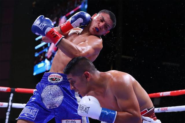 Vergil Ortiz Knocks Out Antonio Orozco