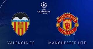 Prediksi Valencia vs Manchester United - Kamis 13 Desember 2018 Live RCTI