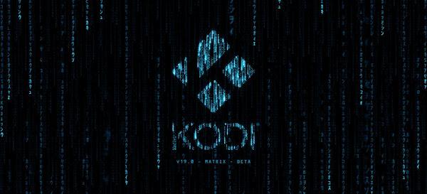 """Kodi 19.x """"Matrix"""" - Beta 1"""