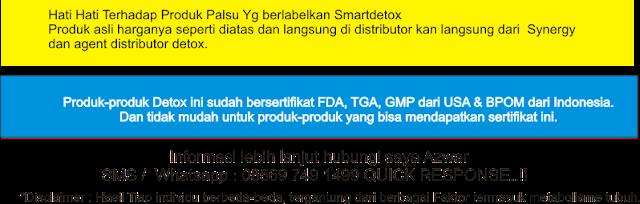 Agen Distributor smartdetox