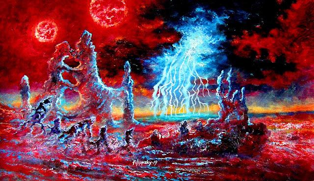 Beautiful Paintings by Ukrainian Artist - Victor Filippsky