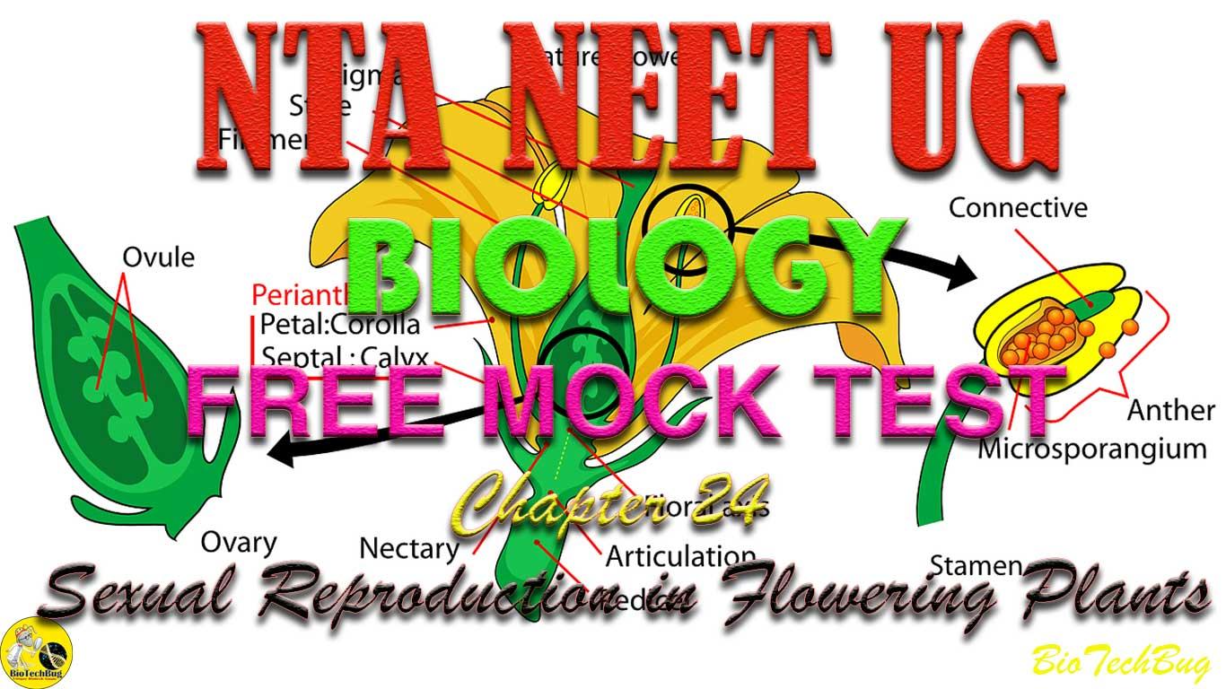 biology online mock test for neet