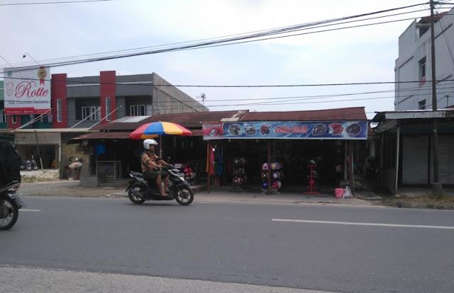 Zahra Helm Tempat Cuci Helm di Pekanbaru