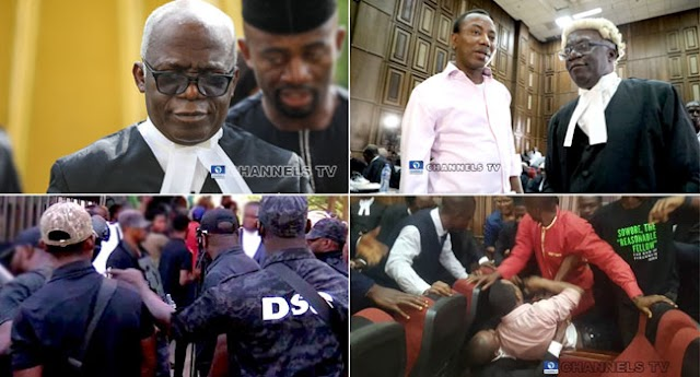 Omoyele Sowore's Rearrest: DSS has Desecrated Court law , DSS Leader Apologised, Falana Insists