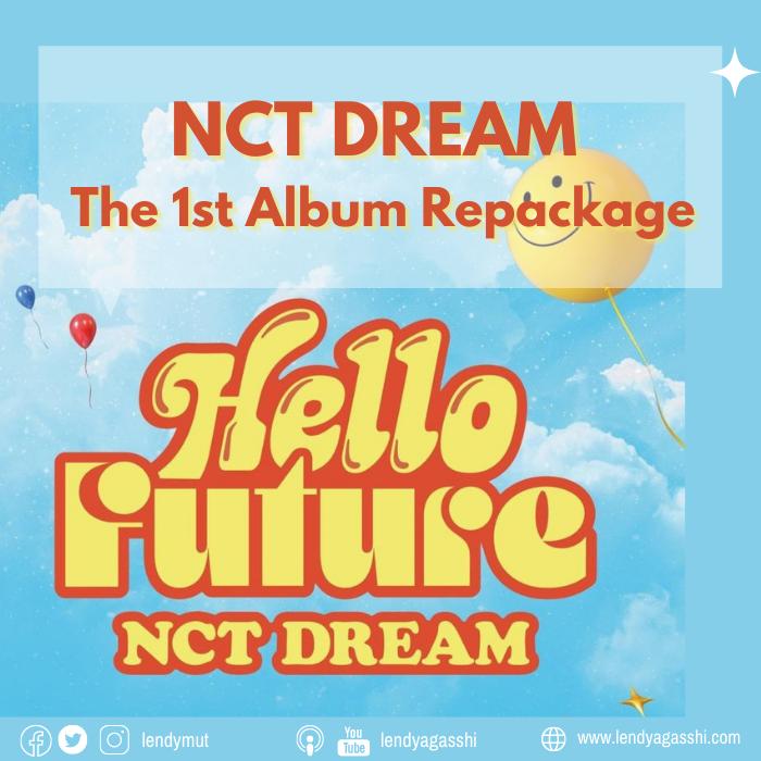 NCT DREAM The 1st Album Repackage