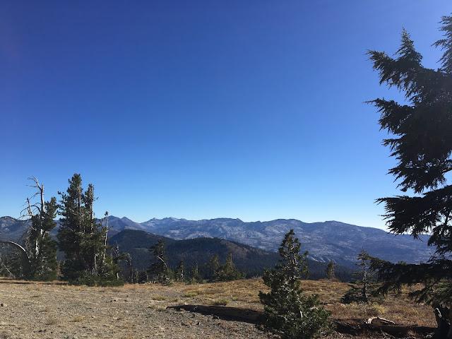 granite mountain range