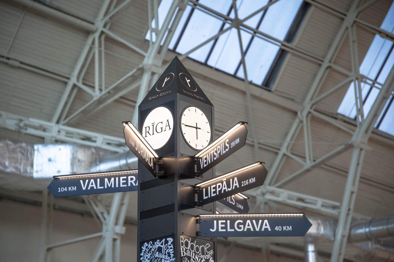 Riga centrals