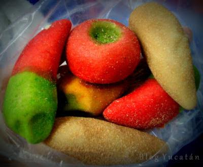 Dulces tradicionales yucatecos
