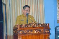 <b>Wakil Walikota Buka Rapat Pleno dan Pembentukan Pokja Teknis TPAKD Kota Bima</b>
