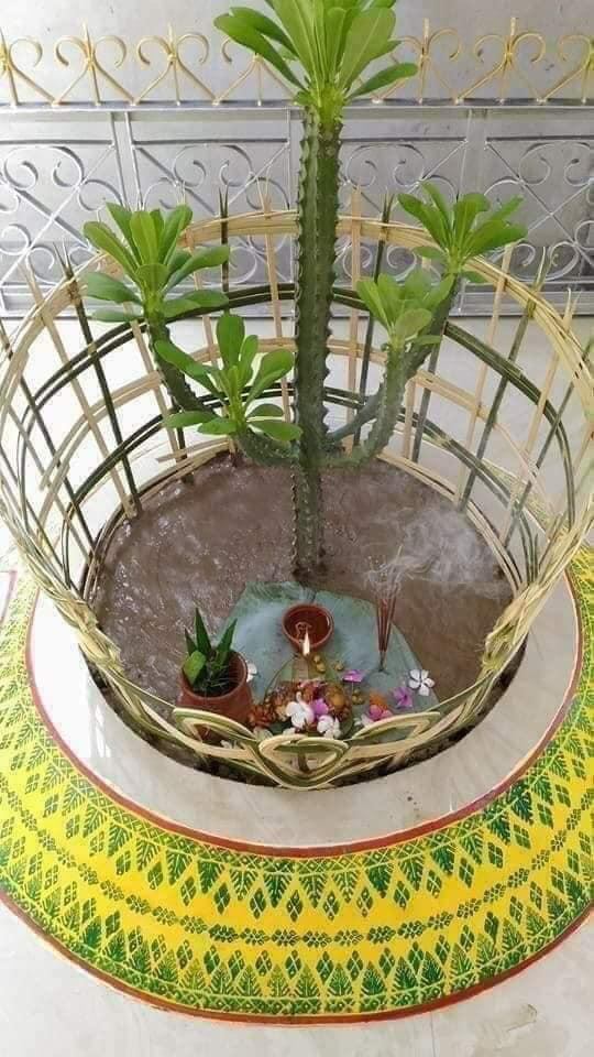 Bathow Puja