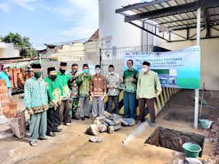 Sambut Milad Muhammadiyah Ke 108 PCM Mayong Dirikan Gedung Dakwah