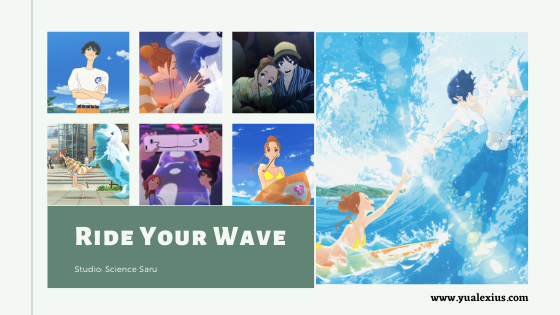 Ride Your Wave Anime Movie 2019