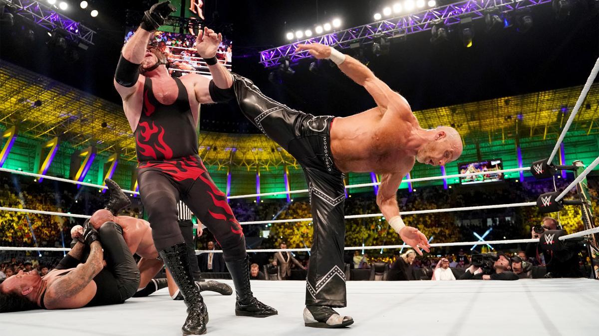 Shawn Michaels se arrepende de ter lutado no WWE Crown Jewel