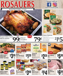 ⭐ Rosauers Ad 10/16/19 ⭐ Rosauers Weekly Ad October 16 2019